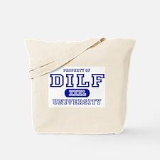 DILF University Tote Bag