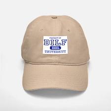 DILF University Baseball Baseball Cap