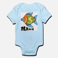 Maui Infant Bodysuit
