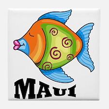Maui Tile Coaster
