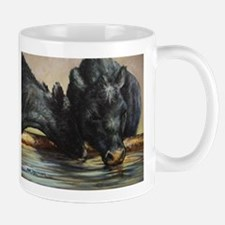 Two Black Angus Mug
