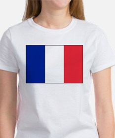 France - French Flag Tee