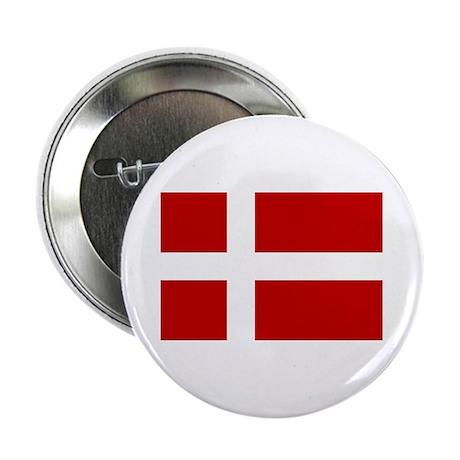 Danish Flag Button