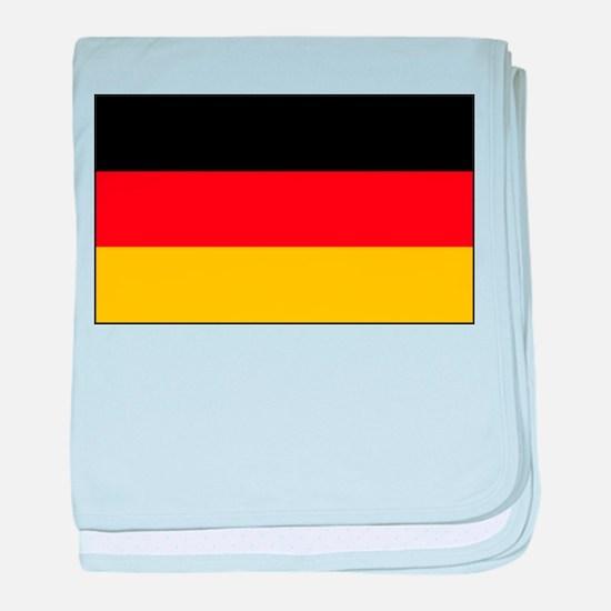 Germany - German Flag baby blanket