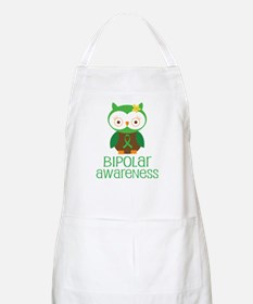Bipolar Awareness (Owl) Apron