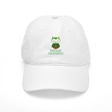 Bipolar Awareness (Owl) Baseball Cap