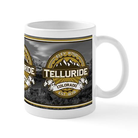 Telluride Tan Mug
