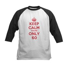 K C Youre Only 60 Tee