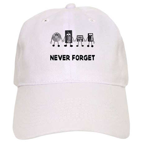 Never Forget Obselete Cap