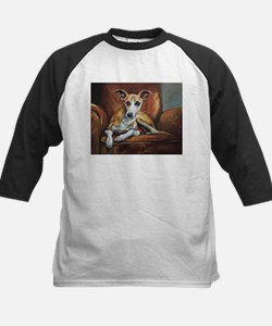 Whippet on Chair Tee
