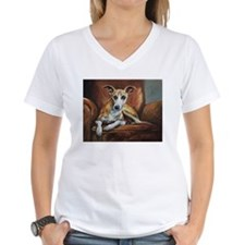 Whippet on Chair Shirt