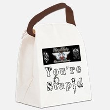 Image Canvas Lunch Bag