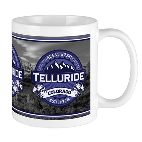 Telluride Midnight Mug
