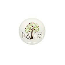 Hug Me Mini Button (10 pack)