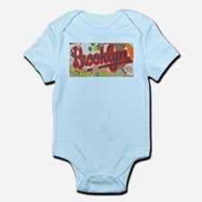 Brooklyn - Red Road to Mars Infant Bodysuit