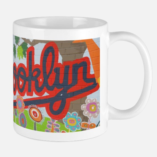 Brooklyn - Red Road to Mars Mug