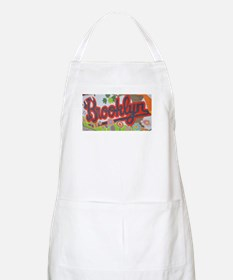 Brooklyn - Red Road to Mars Apron