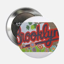 "Brooklyn - Red Road to Mars 2.25"" Button"