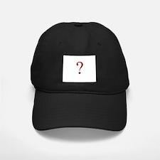 Question Mark Baseball Hat