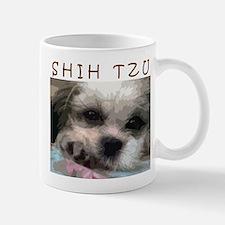 Shih Tzu Art Mugs