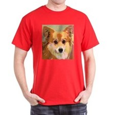 Reflection Gentle and Sweet Dog Face T-Shirt