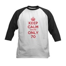 K C Youre Only 70 Tee
