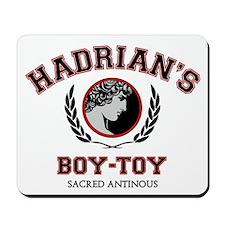 Hadrian's Boy-Toy Mousepad