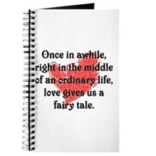 Fairy Tale Love Journal