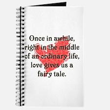Fairy Tale Love Journal