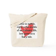 Fairy Tale Love Tote Bag