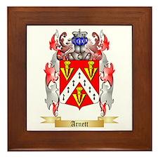 Arnett Framed Tile