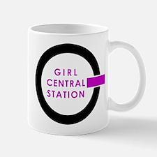 Girl Central Station Logo Mug