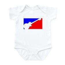 Major League Guitarist Infant Bodysuit