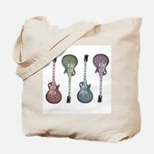 Guitar Graphic Tote Bag