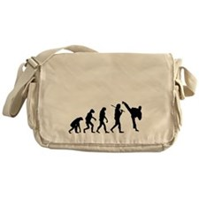 Evolution of Tae Kwan Do Messenger Bag