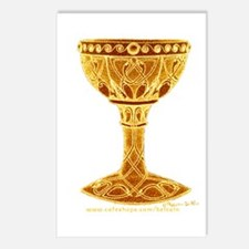 Celtic Grail Postcards (Package of 8)