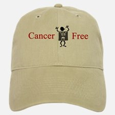 Cancer Free Hat (white or khaki)