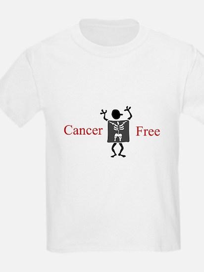 Cancer Free Kids T-Shirt