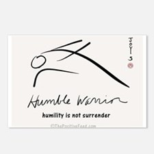 Humble Warrior Postcards (Package of 8)