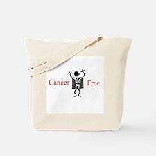 Cancer Free Tote Bag
