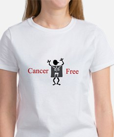Cancer Free Women's T-Shirt