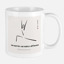 One Warrior Mug