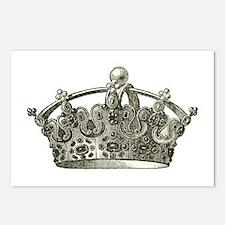 Crown Postcards (Package of 8)