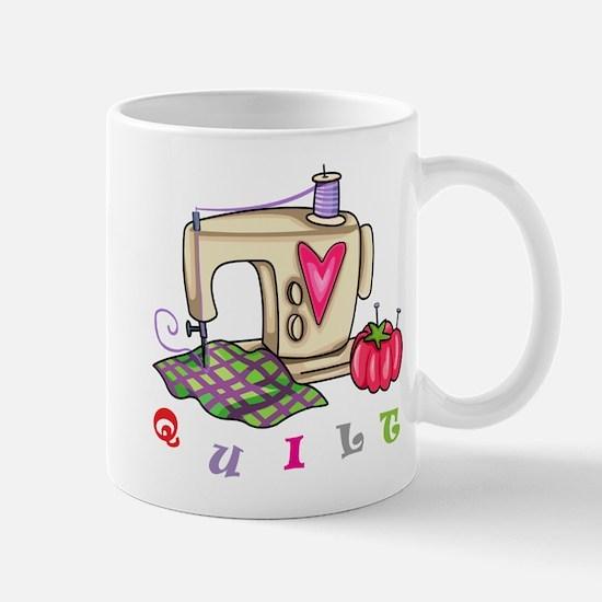Quilt Mug