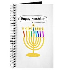 Happy Hanukkah Menorah Journal