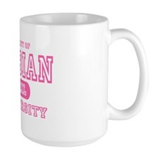 Lesbian University Mug