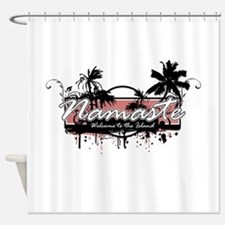 Namaste - Welcome to the Isla Shower Curtain