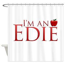 I'm an Edie Shower Curtain
