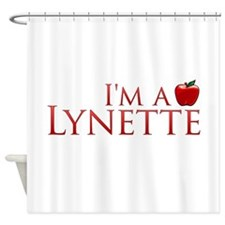 I'm a Lynette Shower Curtain
