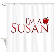 I'm a Susan Shower Curtain